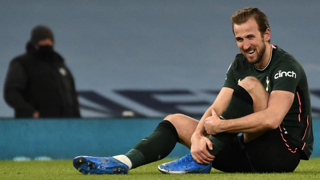Not a pose any Tottenham fans like
