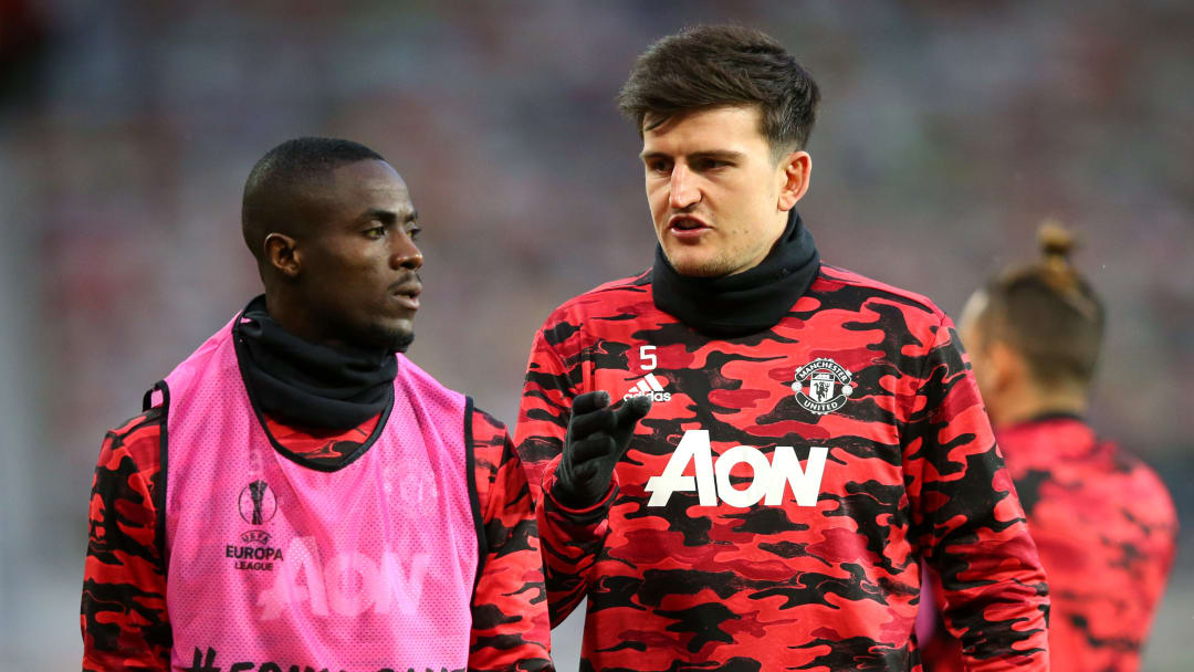 Harry Maguire and Eric Bailly are among the most expensive centre-backs in Manchester United's history