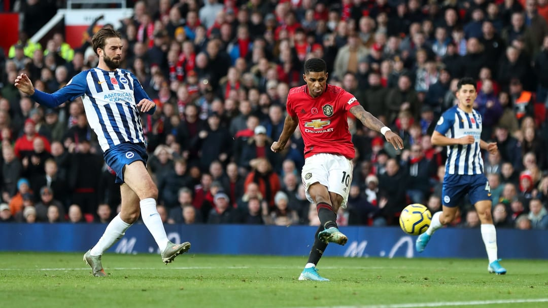 Marcus Rashford is expected to start on Tuesday