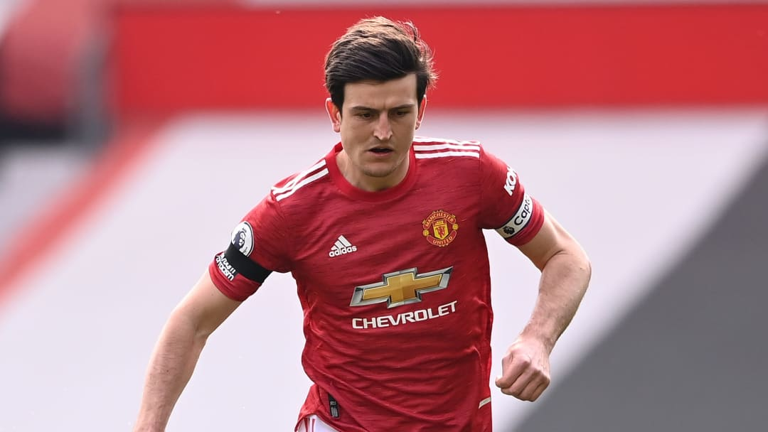 Harry Maguire is the most expensive British player of all-time