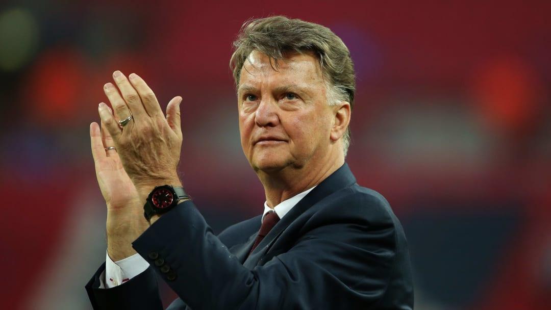 Van Gaal brought trophies back to Old Trafford