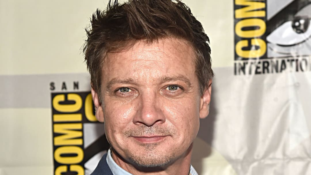 Jeremy Renner dropped a surprise album entitled 'The Medicine' on March 27.