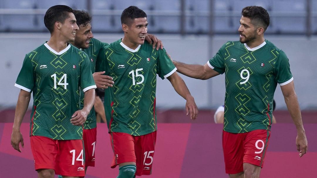 La selección olímpica de México debutó con el pie derecho al vencer a su similar de Francia por 4-1.