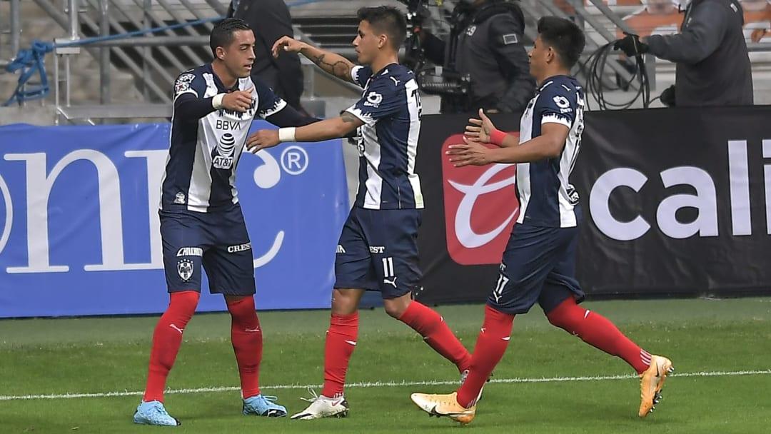 Monterrey v America - Torneo Guard1anes 2021 Liga MX