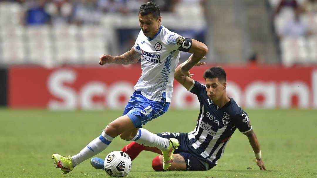 Monterrey v Cruz Azul - CONCACAF Champions League 2021