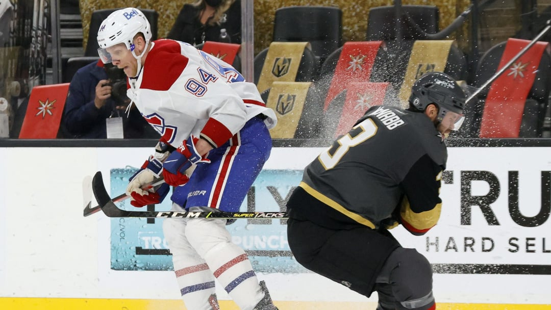 Montreal Canadiens v Vegas Golden Knights - Game Five