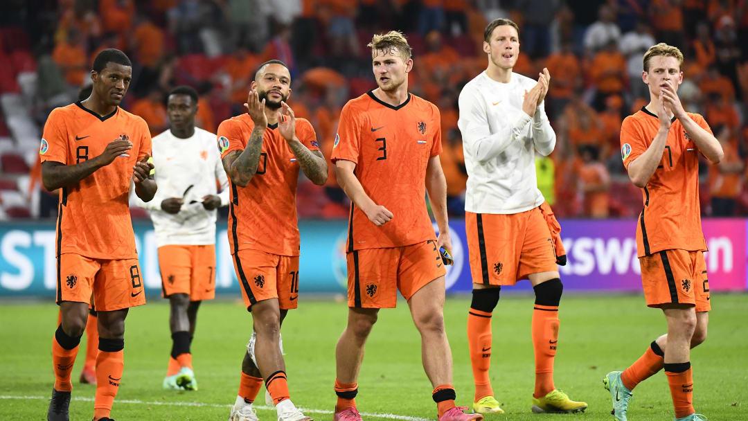 Die Niederlande gewann auch gegen Österreich