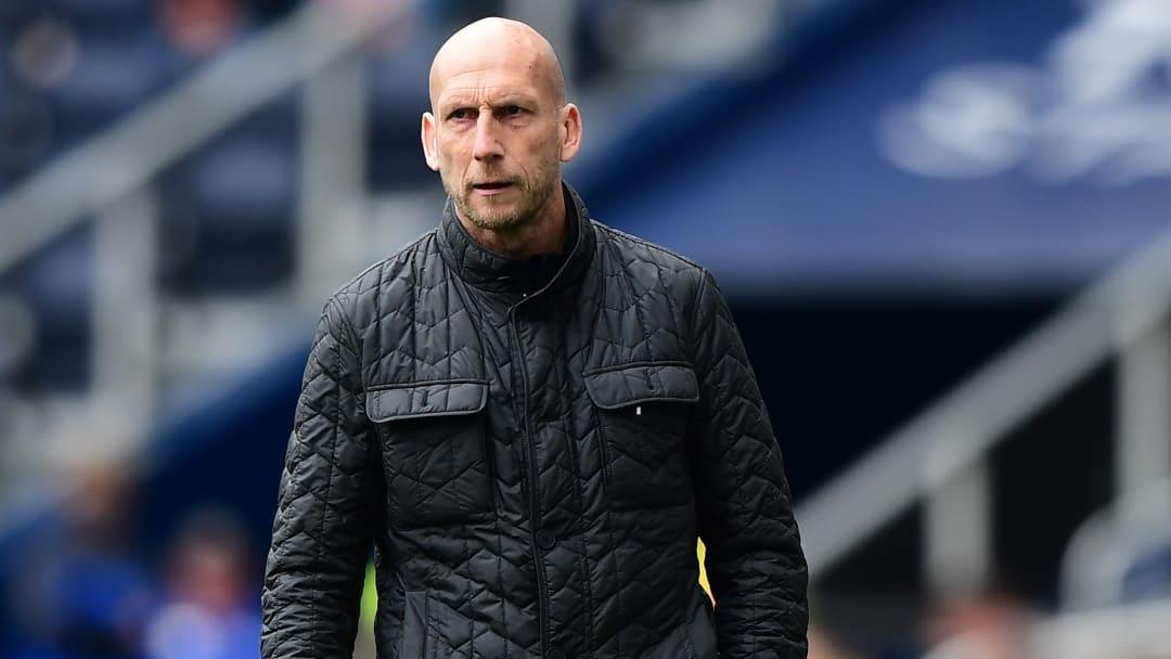 Jaap Stam has been relieved of his duties at FC Cincinnati effective immediately