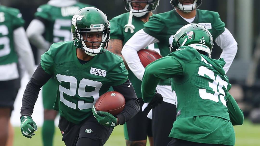 NY Jets, Lamarcus Joyner