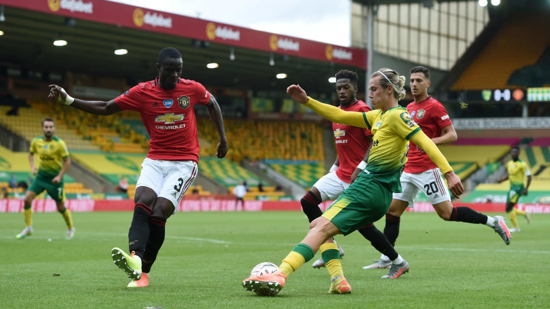 Eric Bailly, Todd Cantwell