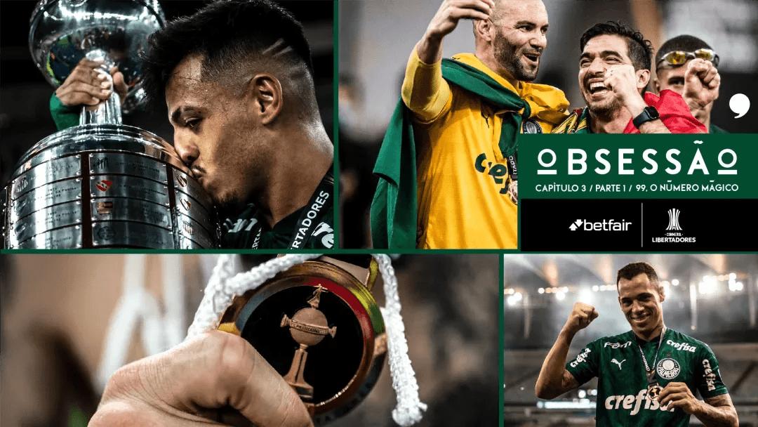 Série Documentário Obsessão Libertadores