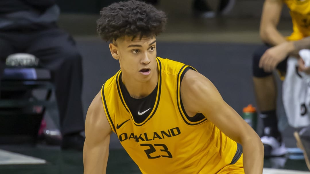 NKU vs Oakland Horizon League conference tournament semifinal odds, spread, prediction, line & over/under for Monday's NCAAM college basketball game.