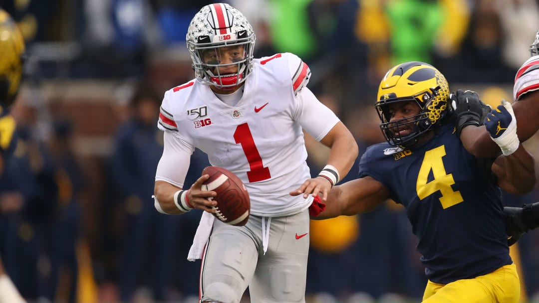 Big Ten football power rankings and odds to win the Big Ten Championship in 2020.