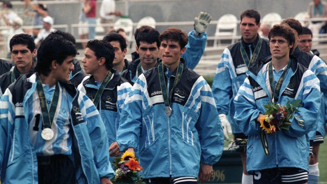 Argentina y una medalla de plata con caras conocidas