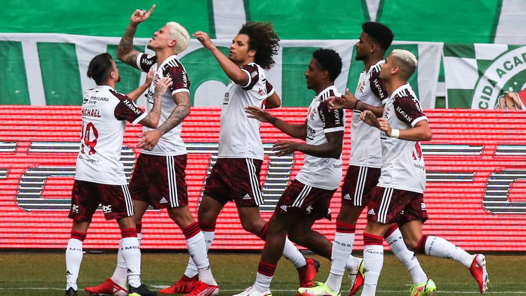Flamengo terá alguns desfalques | Palmeiras v Flamengo - Brasileirao 2021