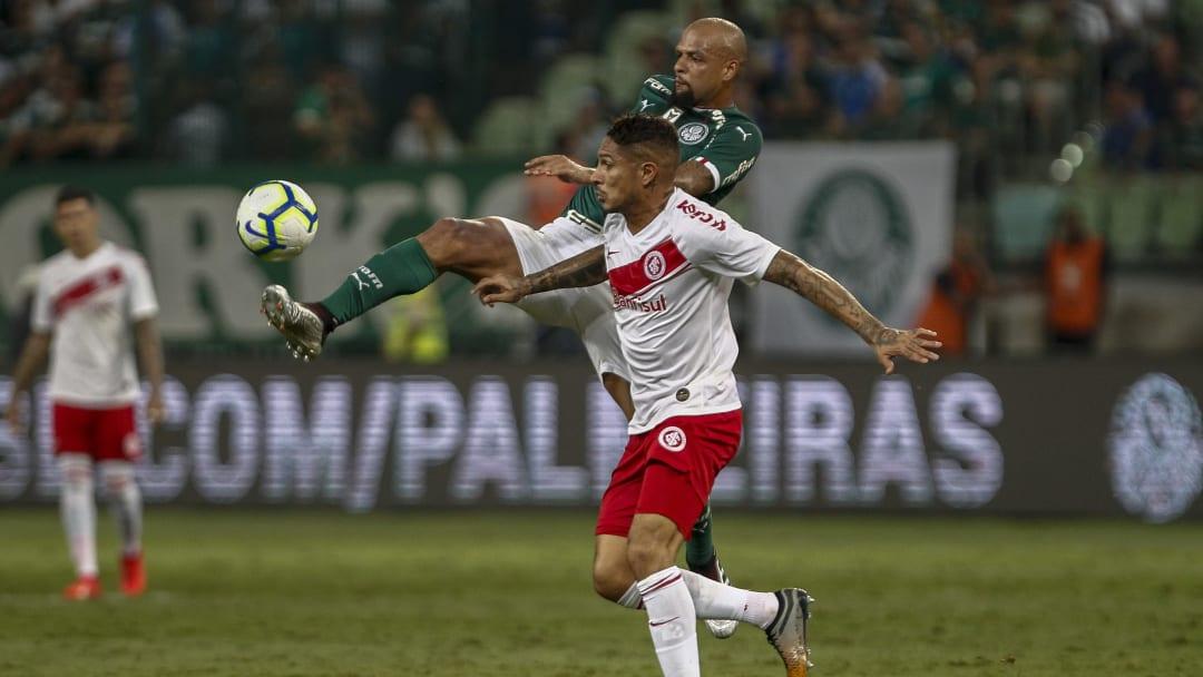 Felipe Melo, Paolo Guerrero