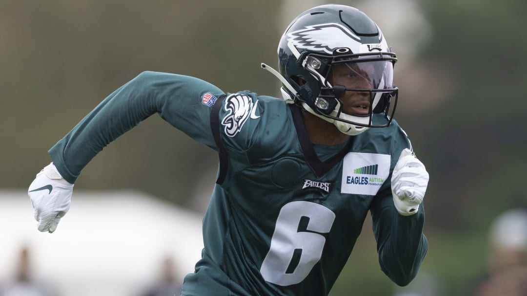 The latest DeVonta Smith injury update is concerning for the Philadelphia Eagles.