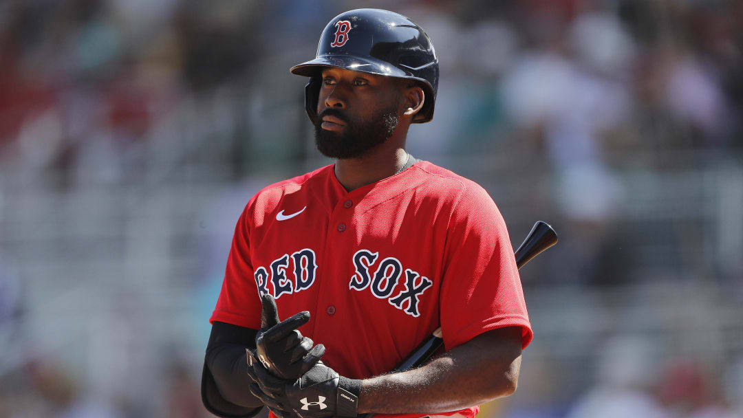 Boston Red Sox players who may no longer be with the team by the end of the 2020 MLB season include Jackie Bradley Jr.