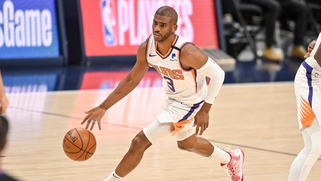 Chris Paul could return for Game 3 of the Western Conference Finals.