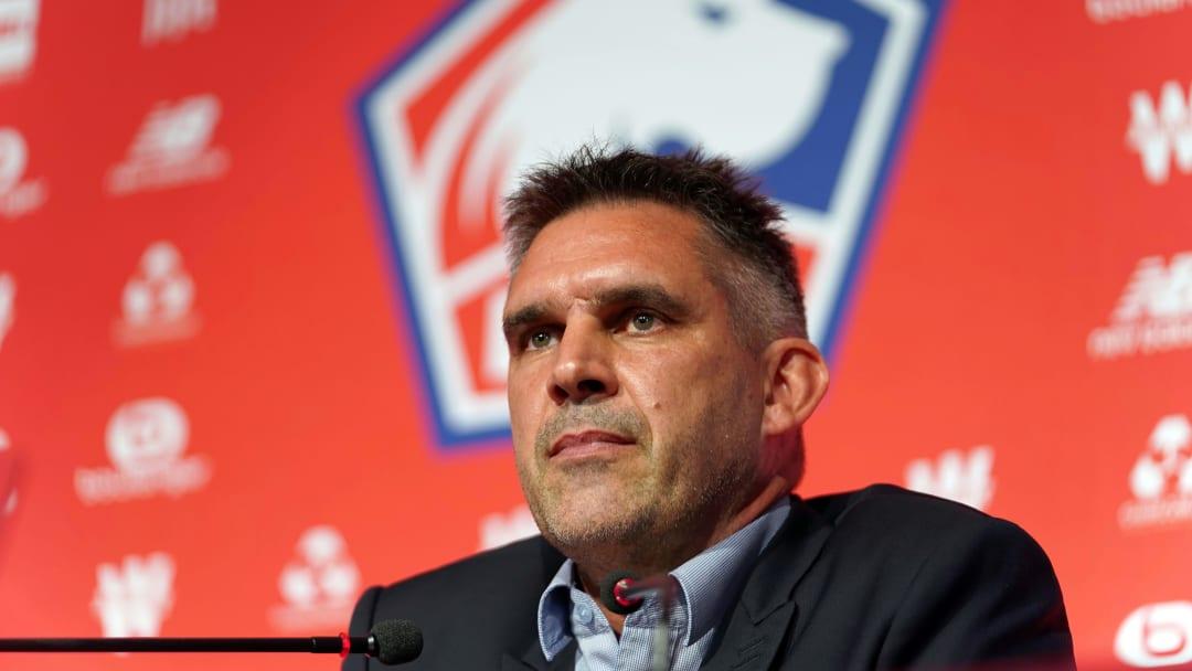 Le nouvel entraîneur de Lille a reçu un appui de choix dans la presse.