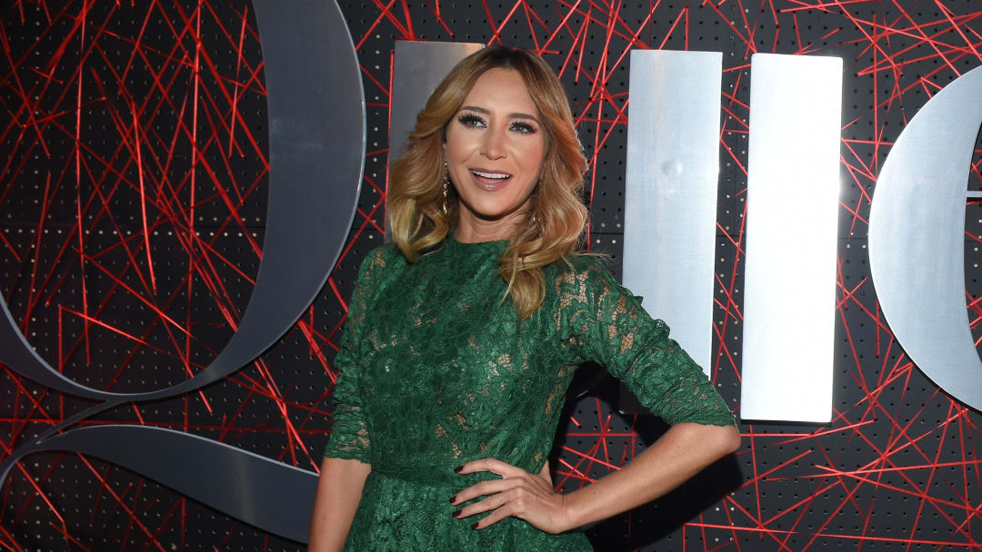 Geraldine Bazán tiene dos hijas con Gabriel Soto