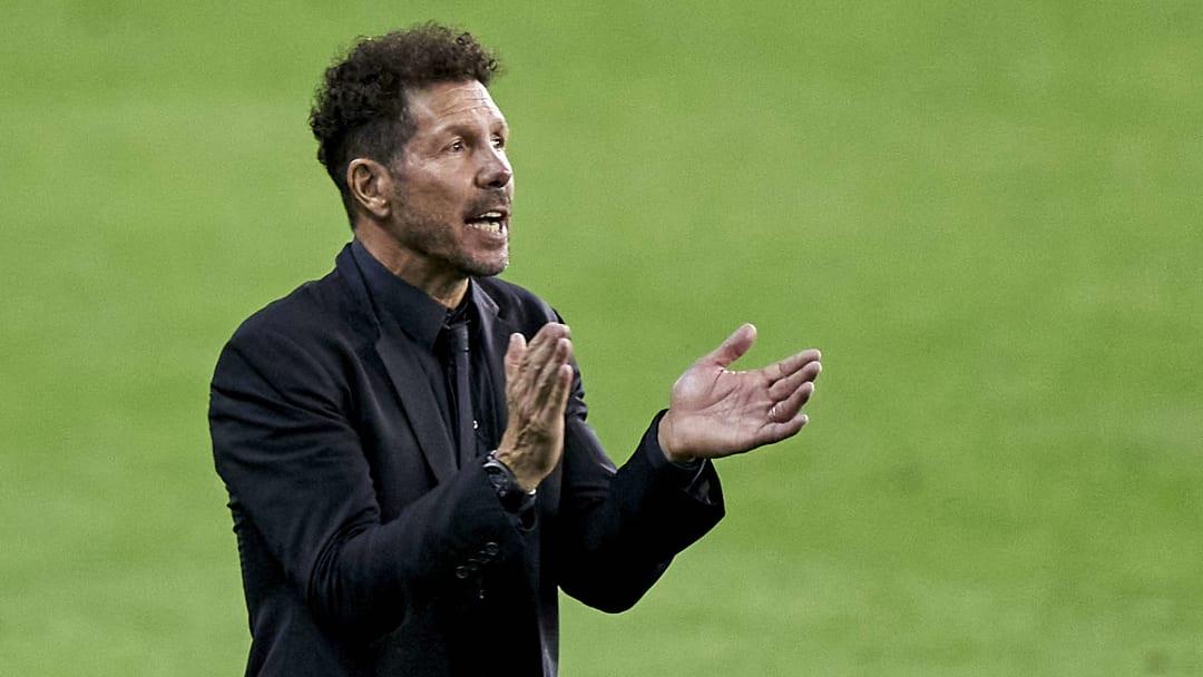 Diego Simeone has overseen a seminal era in Atletico Madrid's history