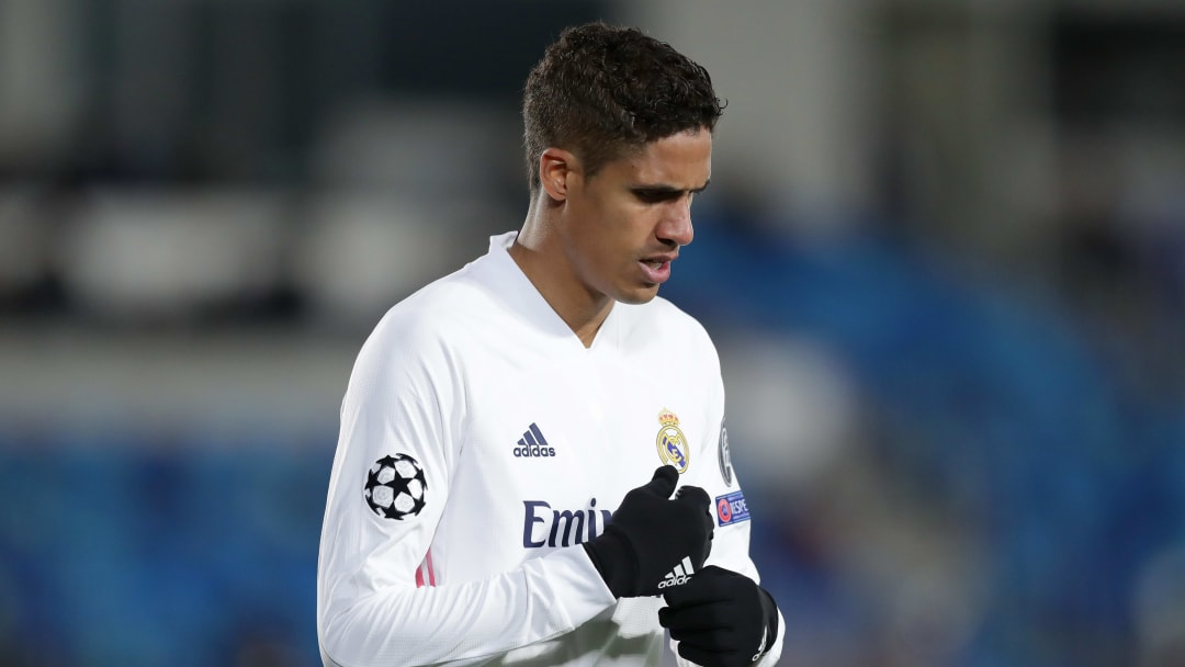 Varane is edging closer to a move to Man Utd