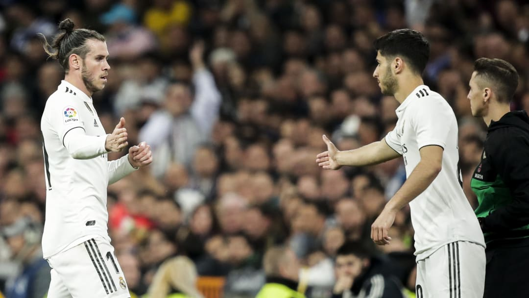 Real Madrid Hand Marco Asensio the Number 11 Jersey as Gareth Bale ...