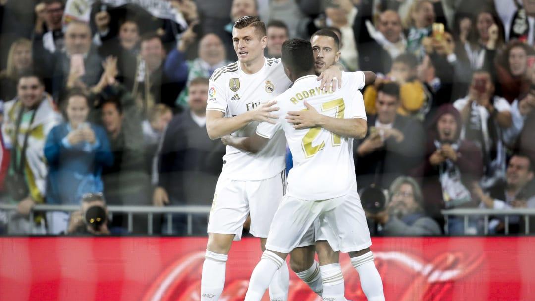Real Madrid akan menghadapi Granada di pekan ke-36 La Liga