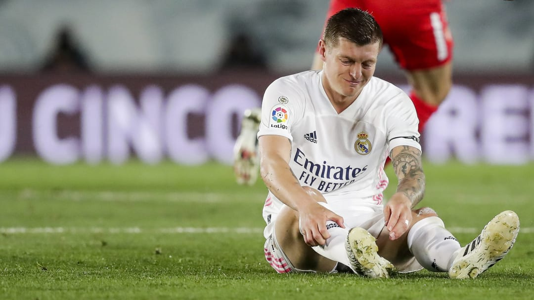 Kroos will miss the start of the 2021/22 season
