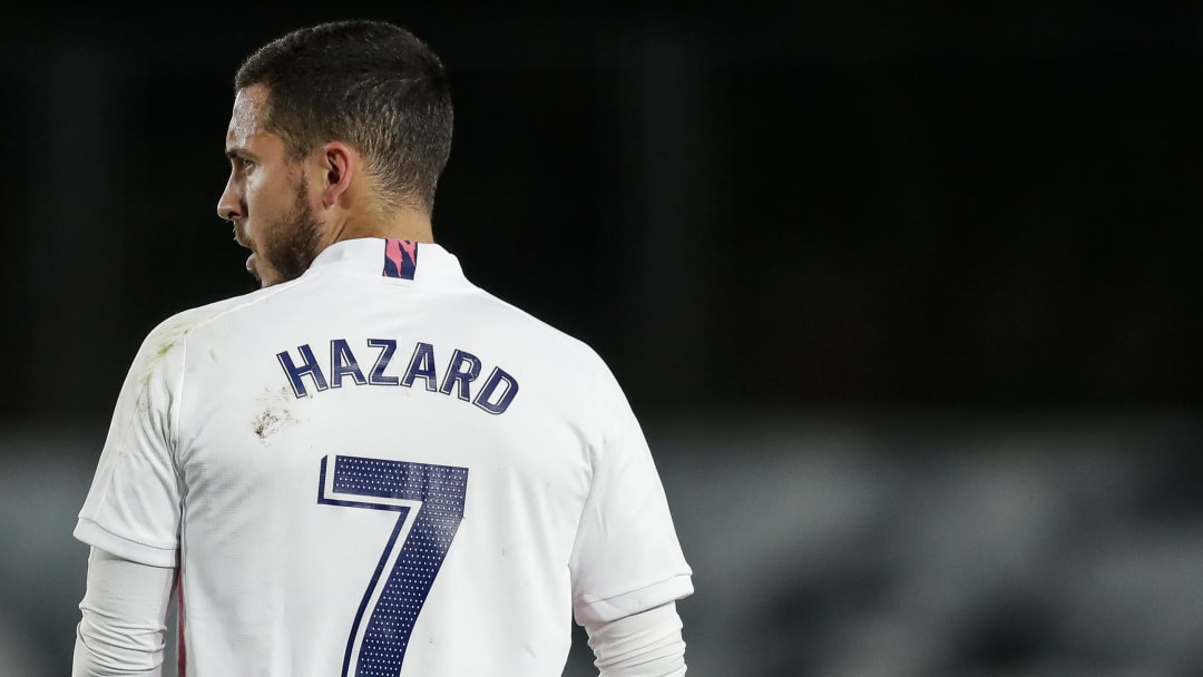 Bekam in Madrid bislang kein Bein auf den Boden: Eden Hazard