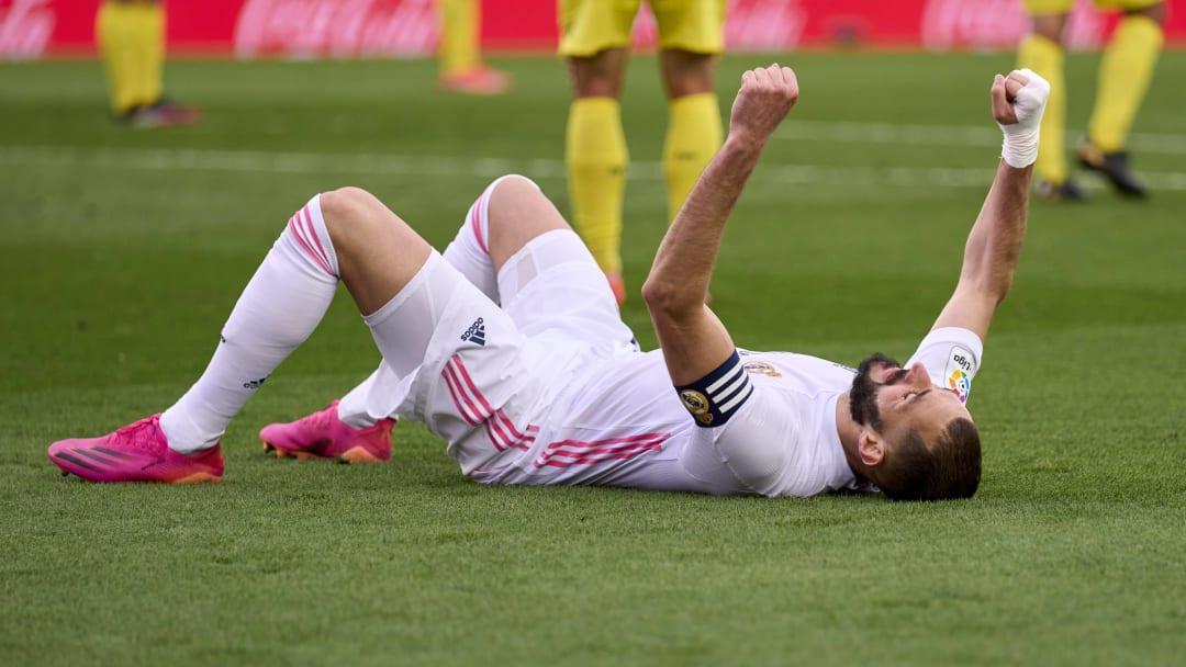 Malgré son succès, le Real Madrid termine deuxième de la Liga.