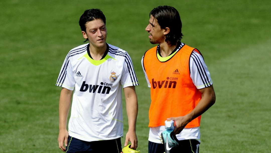 Ozil and Khedira's Germany performances earned them a big move in 2010