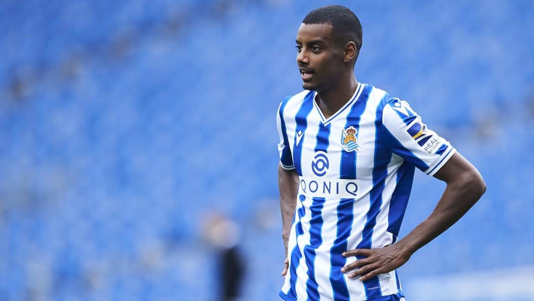 Ist in La Liga kaum zu stoppen: Alexander Isak