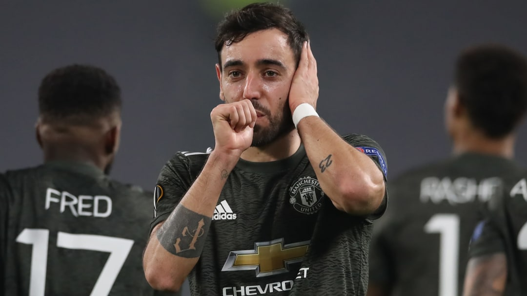 Bruno Fernandes continues to lead this Manchester United team