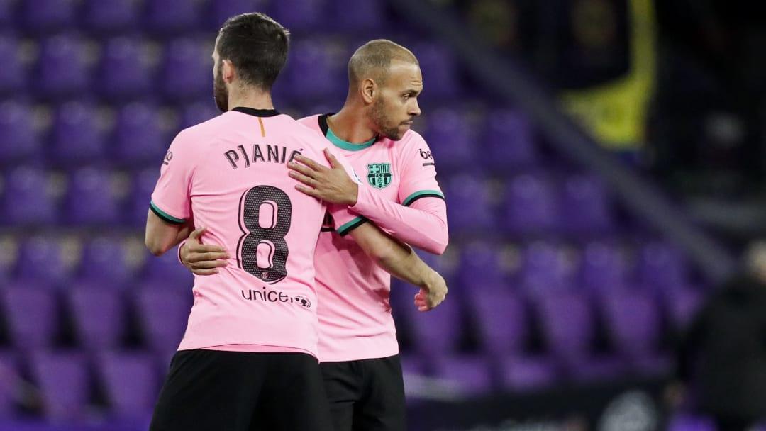 Der FC Barcelona muss noch sieben Spieler loswerden