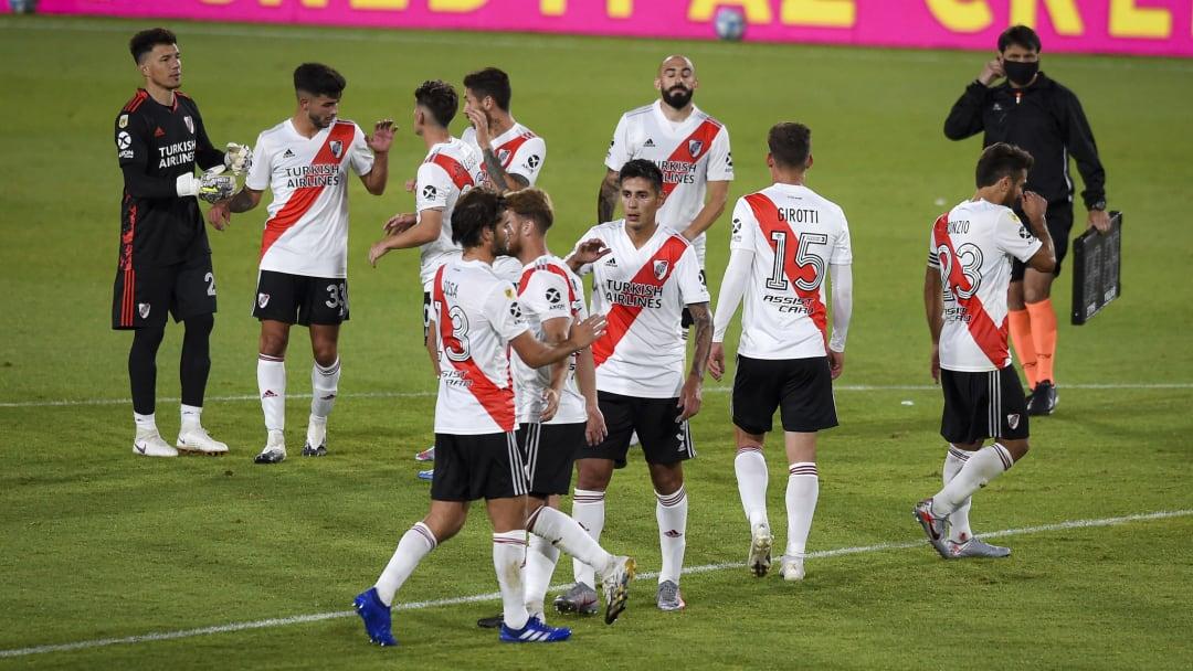 River Plate v  Godoy Cruz - Copa Diego Maradona 2020