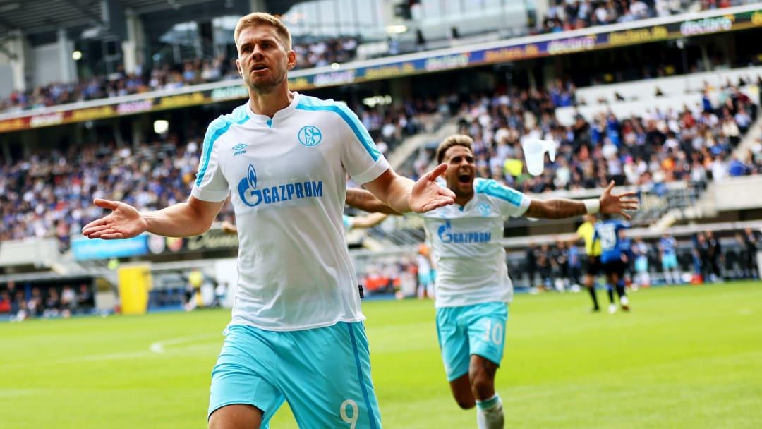 Simon Terodde ist Schalkes Torgarant