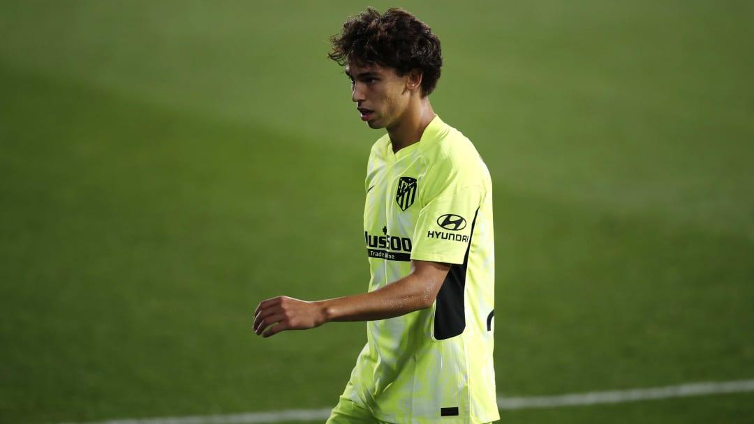 João Félix, estrella del Atlético