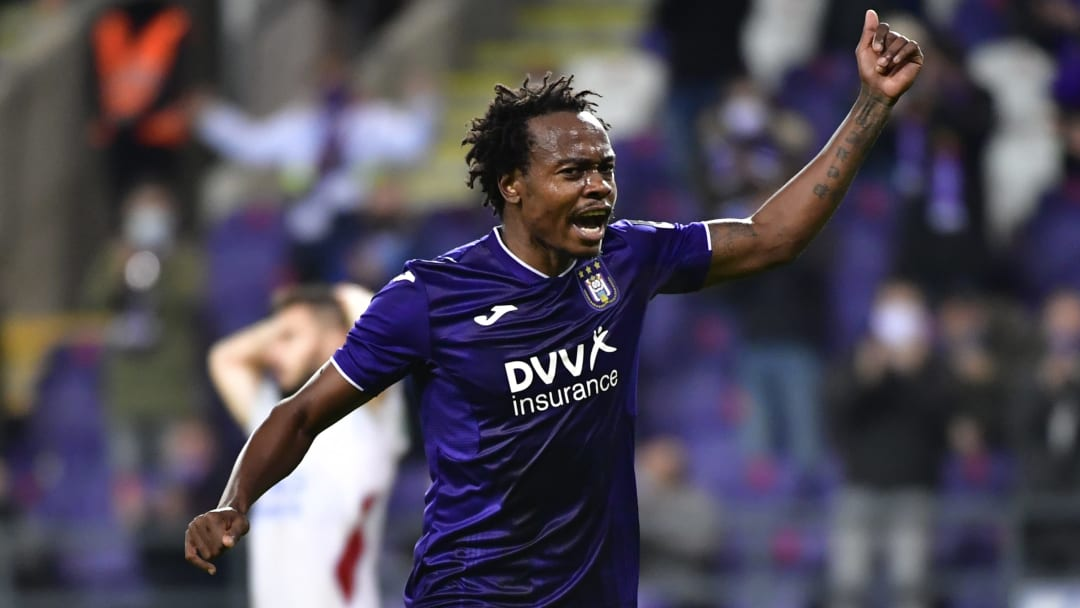 Percy Tau has finally been granted a British work permit two-and-a-half years after signing for Brighton