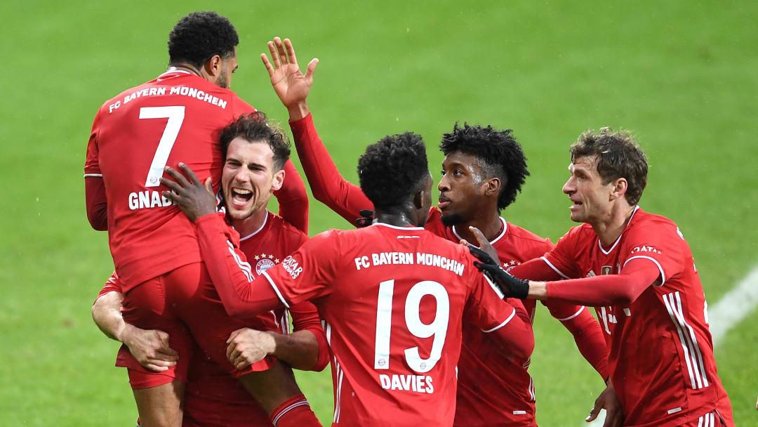 Weder Bremen vs Bayern Munich player ratings