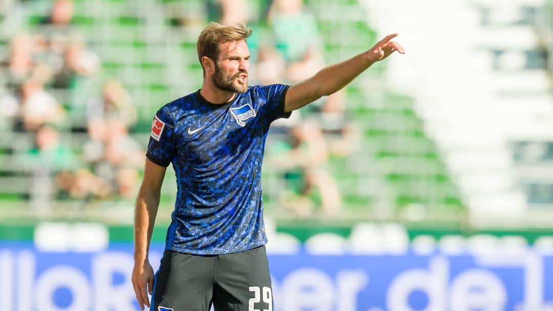 In Zukunft könnte Lucas Tousart bei Hertha BSC den Ton angeben