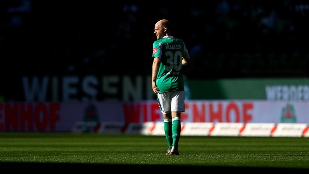 Werder Bremen sucht ab Sommer den vermissen und neuen Davy Klaassen für das defensive Mittelfeld