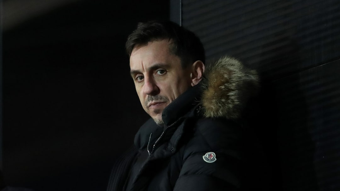 Gary Neville is not happy with the propsals