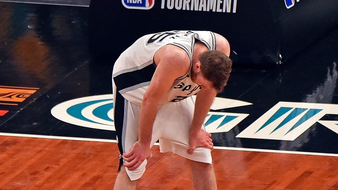 San Antonio Spurs Jakob Poeltl