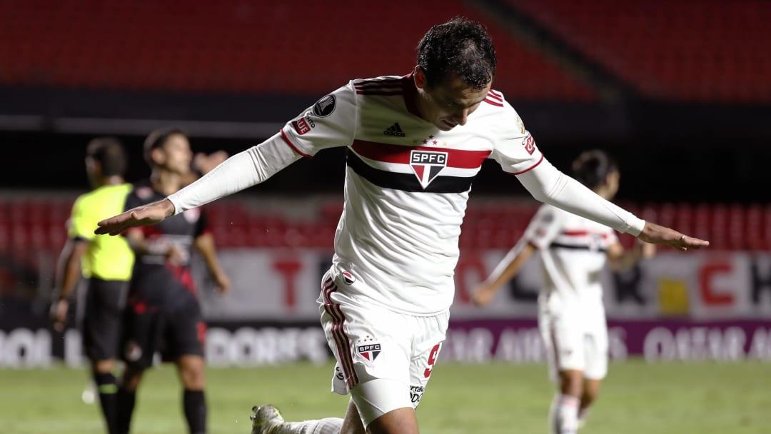 Pablo fez o seu na vitória por 4 a 2 sobre a Ferroviária