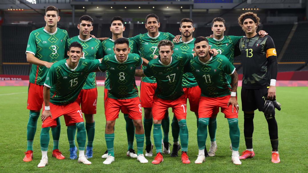México goleó 3-0 a Sudáfrica y ahora se medirá a Corea del Sur en los cuartos de final de los Juegos Olímpicos de Tokio.