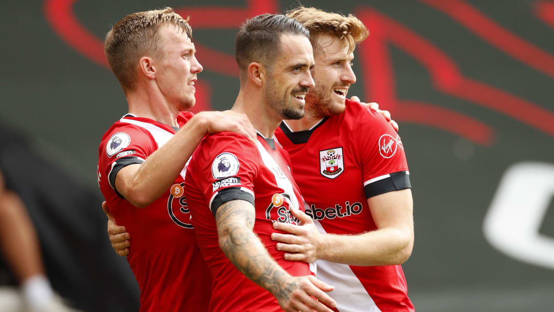 Danny Ings, James Ward-Prowse