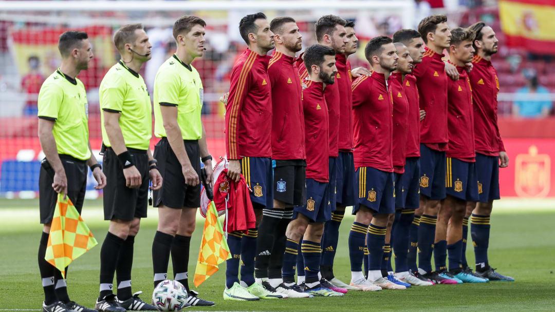 Les Espagnols se sont fait vacciner ce vendredi.