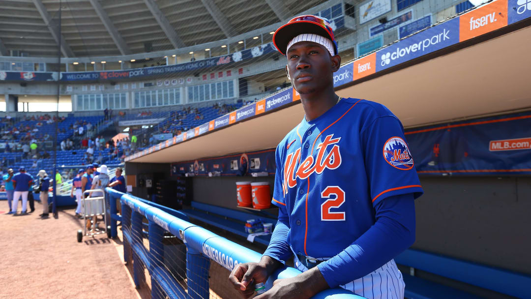 The Mets are lamely excluding all of their top five prospects in their 60-man player pool for the 2020 season.